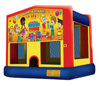 Birthday Kids Bouncer Rental