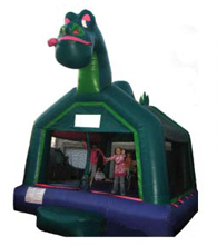 Dragon Bouncer Rental