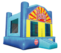 PArty Theme Bouncer Rental
